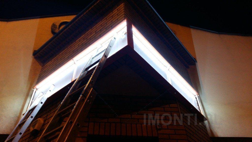 serwis oświetlenia LED